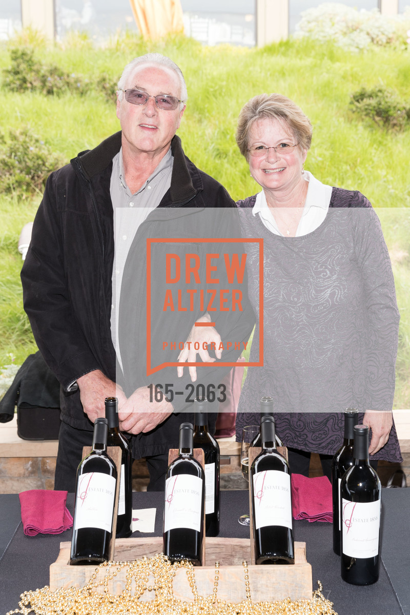 Brian Schmidt, Janice Schmidt, Great Chefs and Wineries, Peacock Gap, April 22nd, 2017