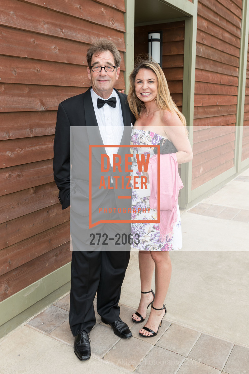 Huey Lewis, Laura Gigounas, Great Chefs and Wineries, Peacock Gap, April 22nd, 2017
