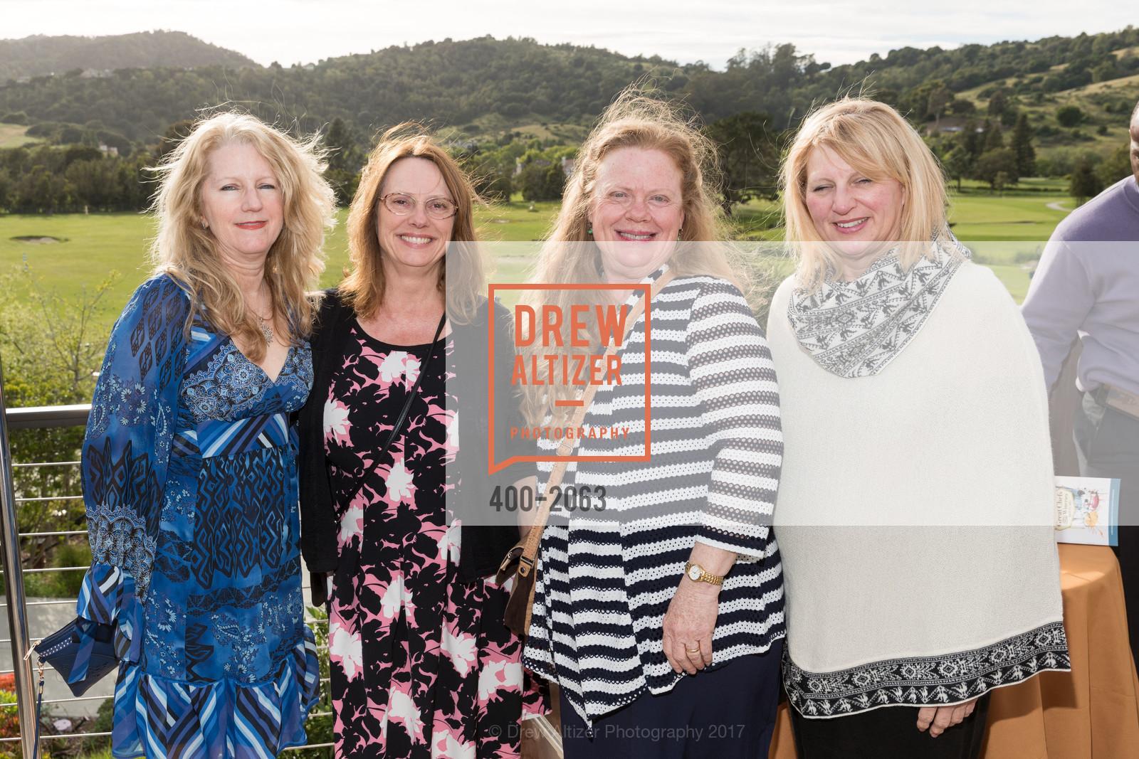 Kim Richardson, Renee Bush, Michelle Lucas, Cossette Cameron, Photo #400-2063