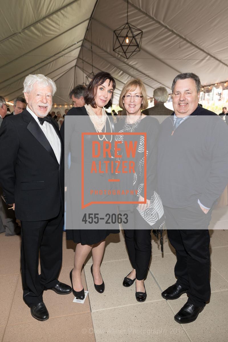 Bill Roberson, Eliza Tenza, Jill Romano, Robert Romano, Great Chefs and Wineries, Peacock Gap, April 22nd, 2017