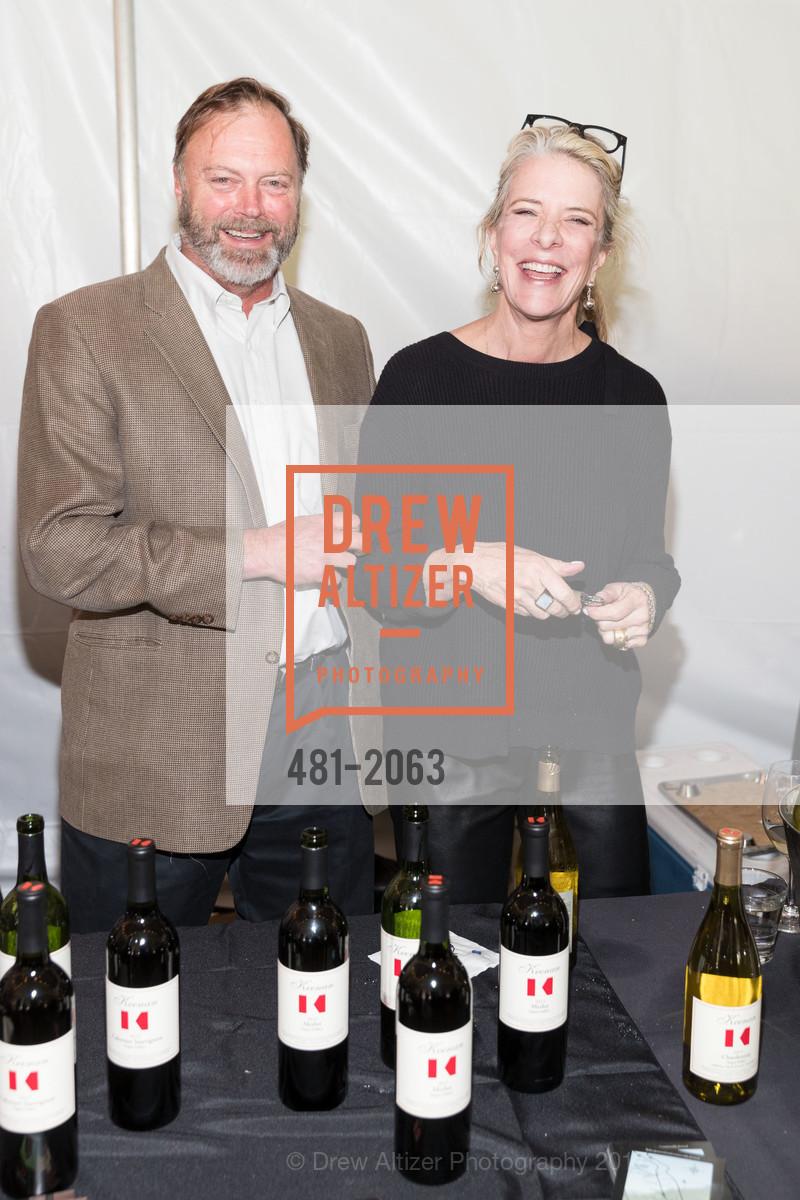 Michael Keenan, Jennifer Walker Keenan, Great Chefs and Wineries, Peacock Gap, April 22nd, 2017