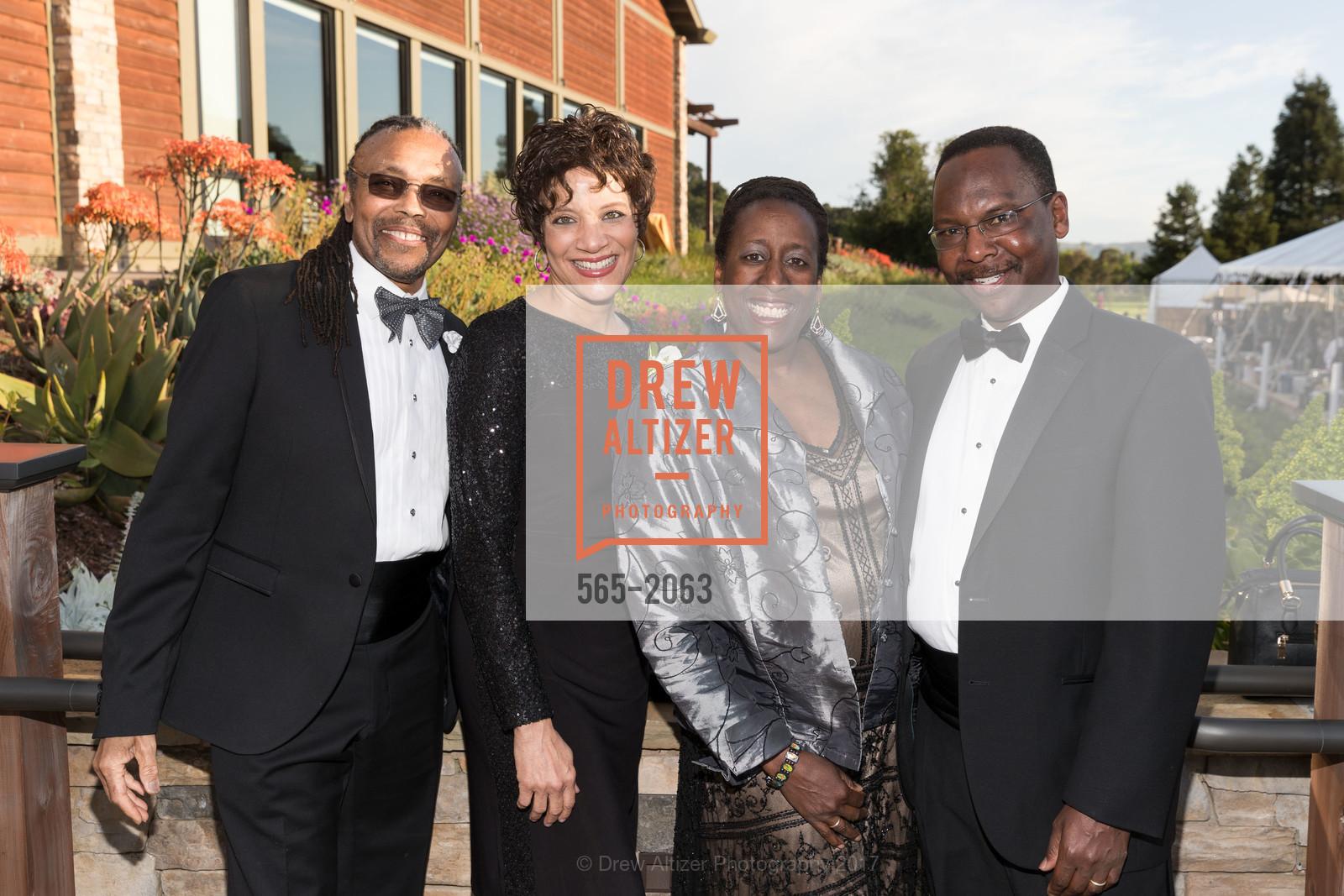 Gregory Miller, Marsha Treadwell, DeLisa Nealy, Mike Nealy, Photo #565-2063