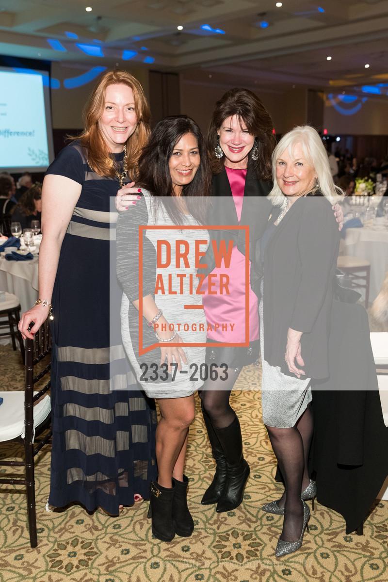 Greta Remington, Veera Mahajan, Elaine Mellis, Arlene Inch, Great Chefs and Wineries, Peacock Gap, April 22nd, 2017