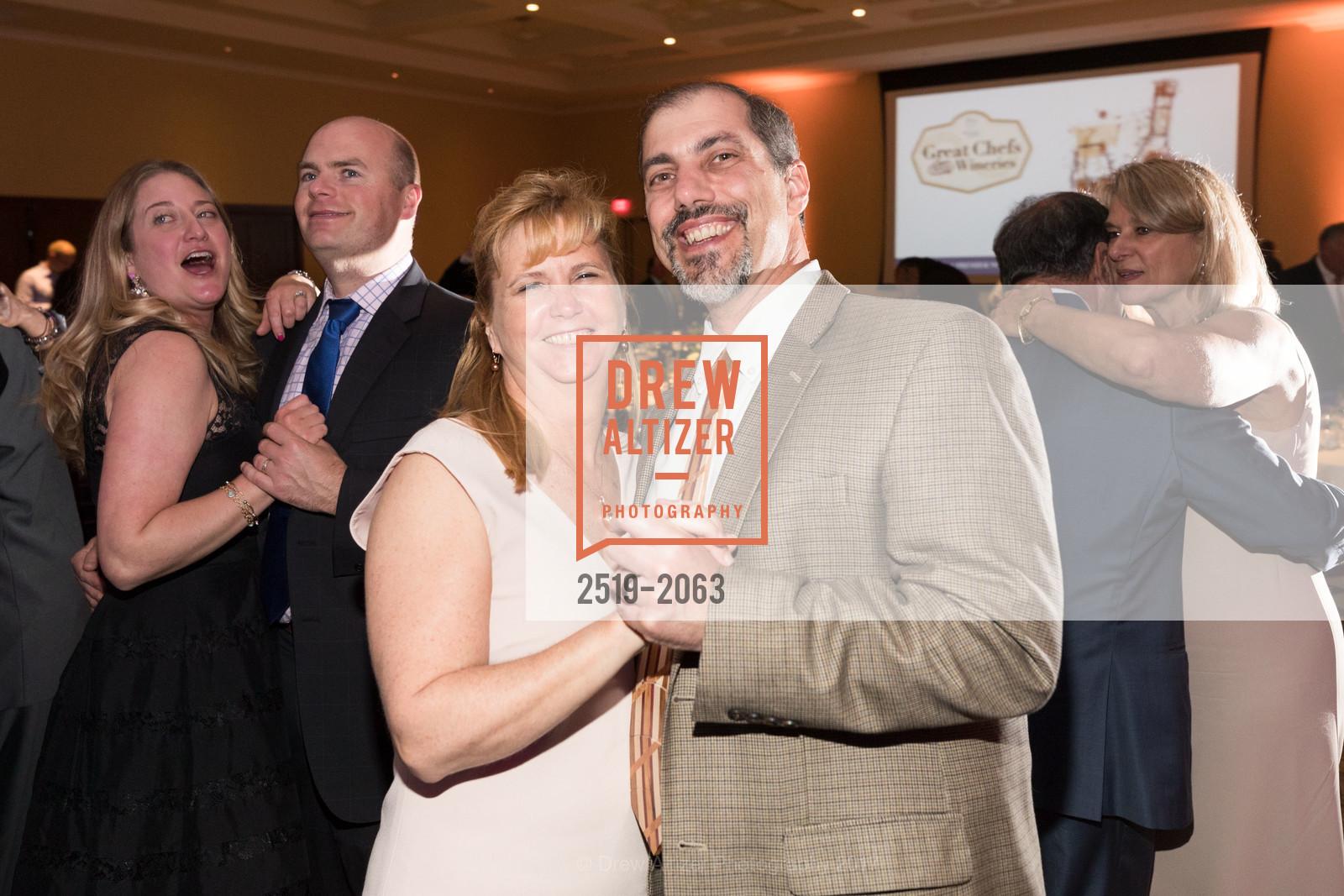 Cheryl Zammataro, Fred Zammataro, Great Chefs and Wineries, Peacock Gap, April 22nd, 2017
