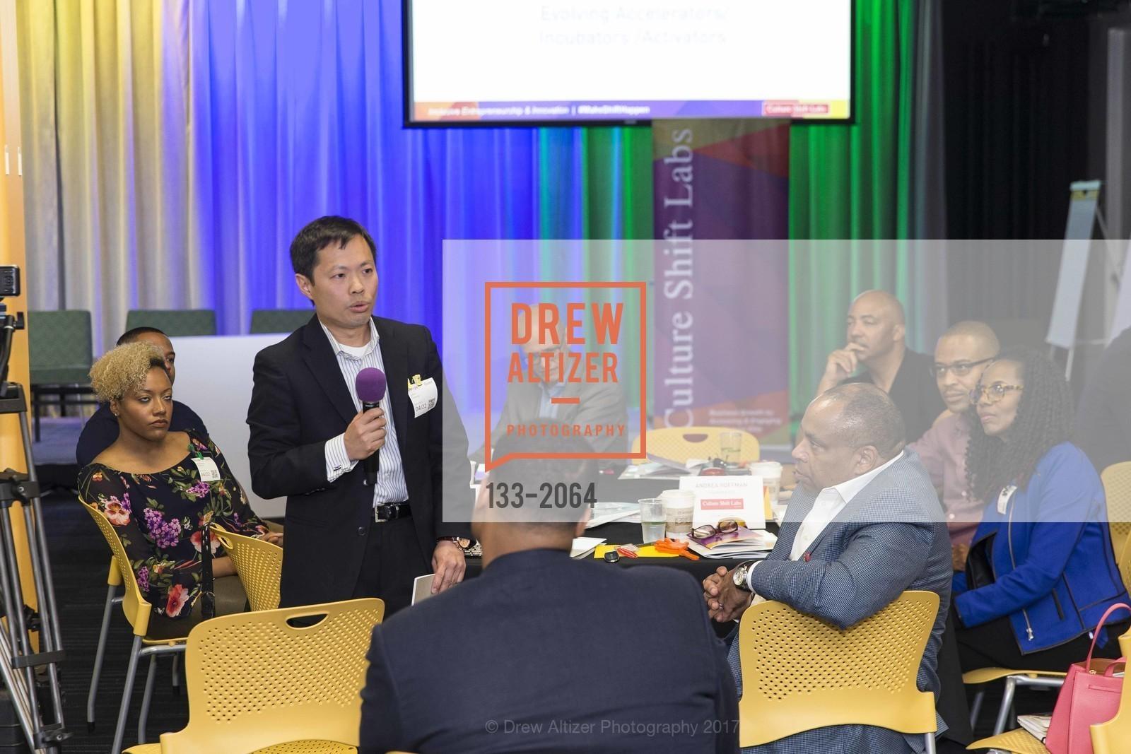 John Duong, 3rd Annual Culture Shifting Weekend-Olympic Tech Talk, Mountain View, April 22nd, 2017