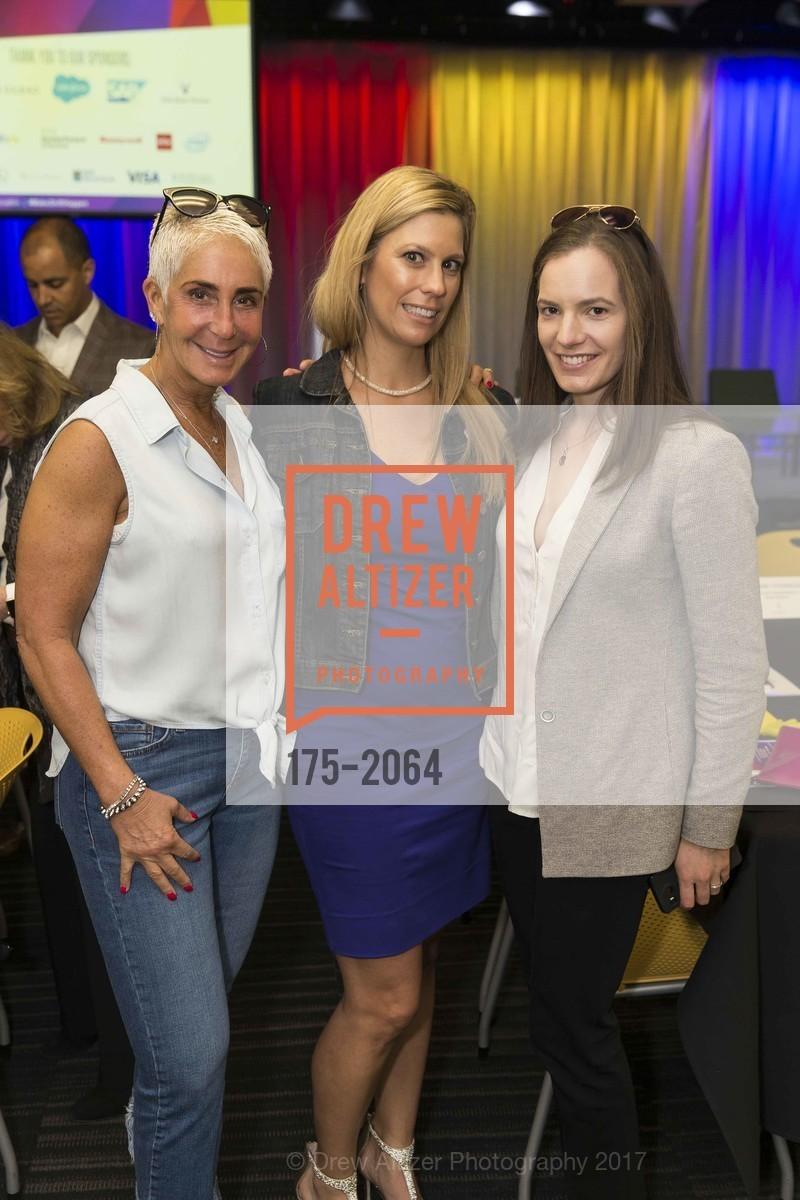 Robyn Streisand, Johnna Marcus, Arlene Nelson, Photo #175-2064