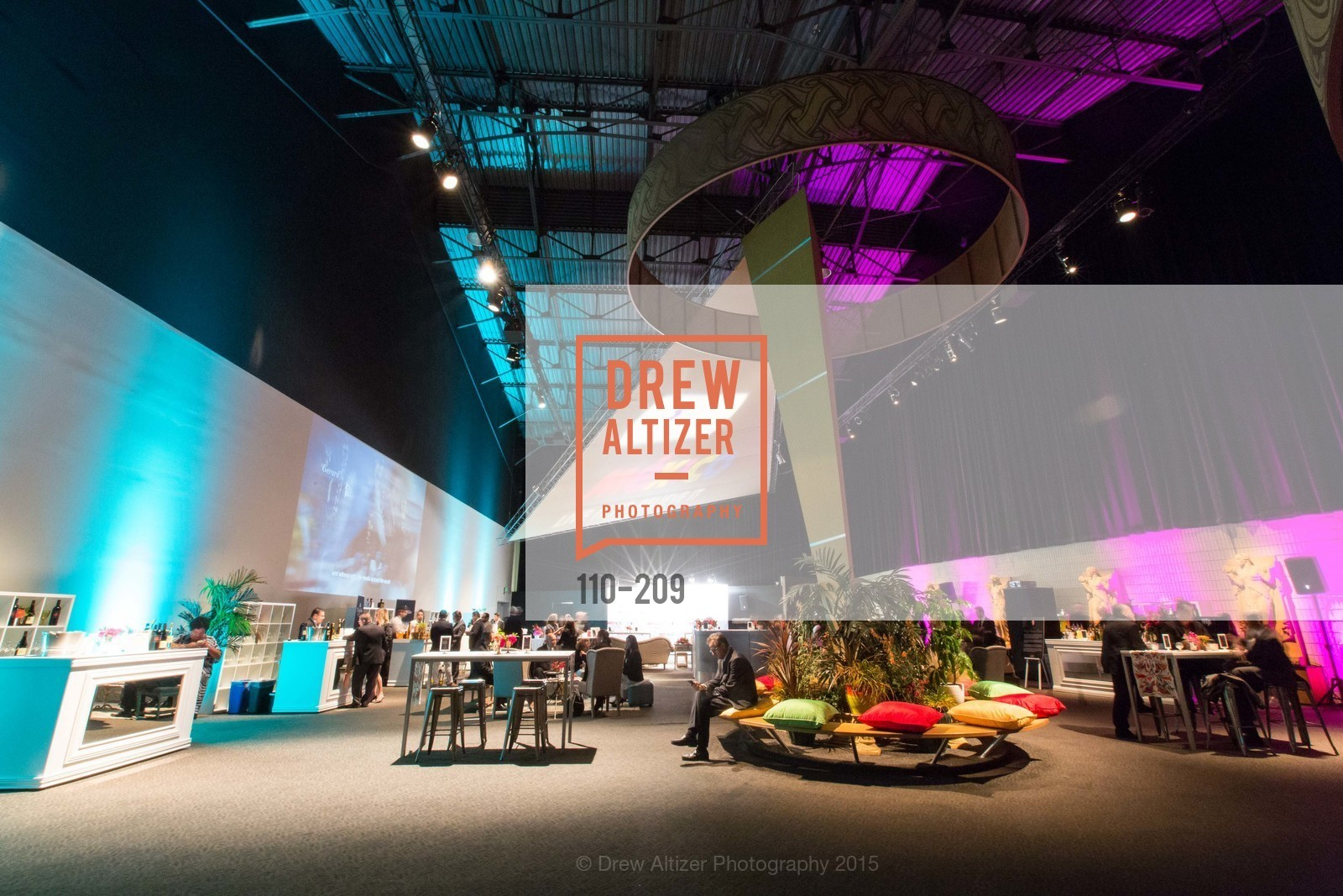atmosphere, MEX I AM: 2015 Gala, July 22nd, 2015, Photo,Drew Altizer, Drew Altizer Photography, full-service agency, private events, San Francisco photographer, photographer california