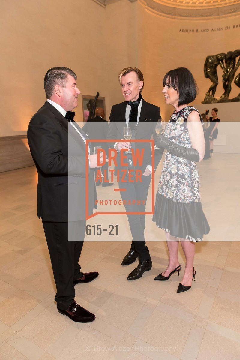 Alan Morrell, Ken Downing, Christine Suppes, DIOR and CONDE NAST Sponsor the MidWinter Gala, March 26th, 2015,Drew Altizer, Drew Altizer Photography, full-service agency, private events, San Francisco photographer, photographer california