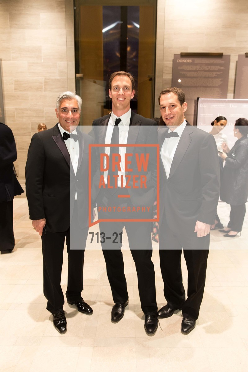 David Shimmon, Alec Perkins, Daniel Lurie, DIOR and CONDE NAST Sponsor the MidWinter Gala, March 26th, 2015,Drew Altizer, Drew Altizer Photography, full-service agency, private events, San Francisco photographer, photographer california