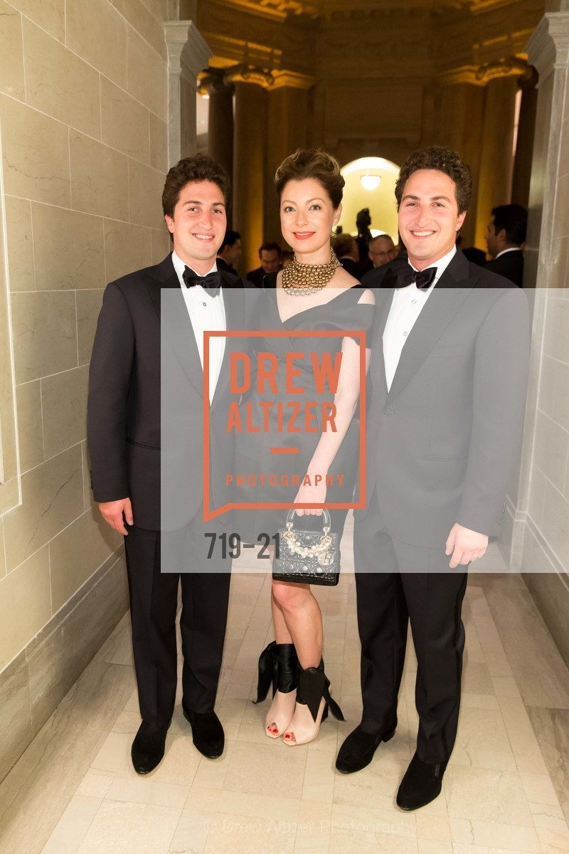 Jason Goldman, Sonya Molodetskaya, Matthew Goldman, DIOR and CONDE NAST Sponsor the MidWinter Gala, March 26th, 2015,Drew Altizer, Drew Altizer Photography, full-service agency, private events, San Francisco photographer, photographer california