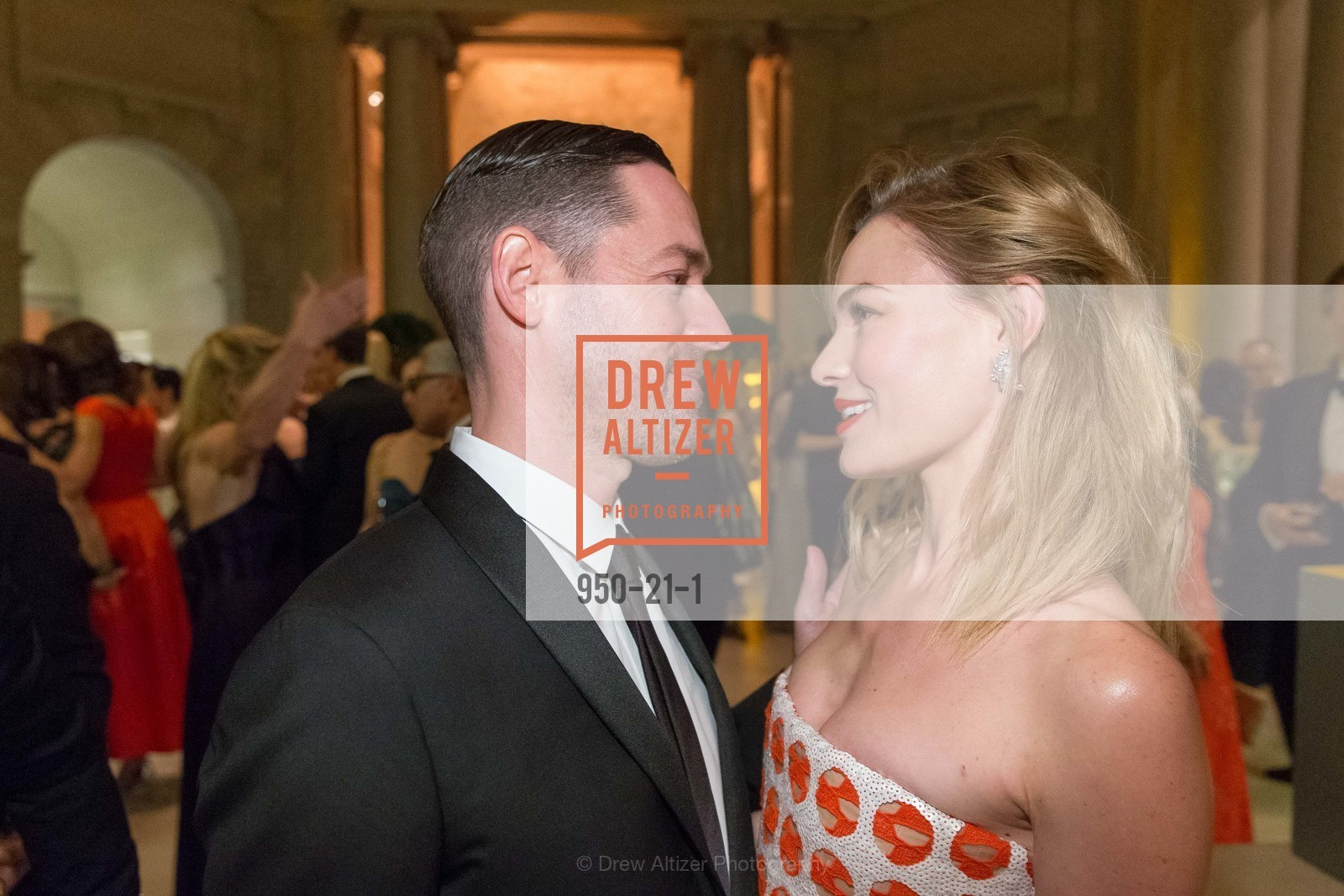 Michael Polish, Kate Bosworth, DIOR and CONDE NAST Sponsor the MidWinter Gala, March 26th, 2015