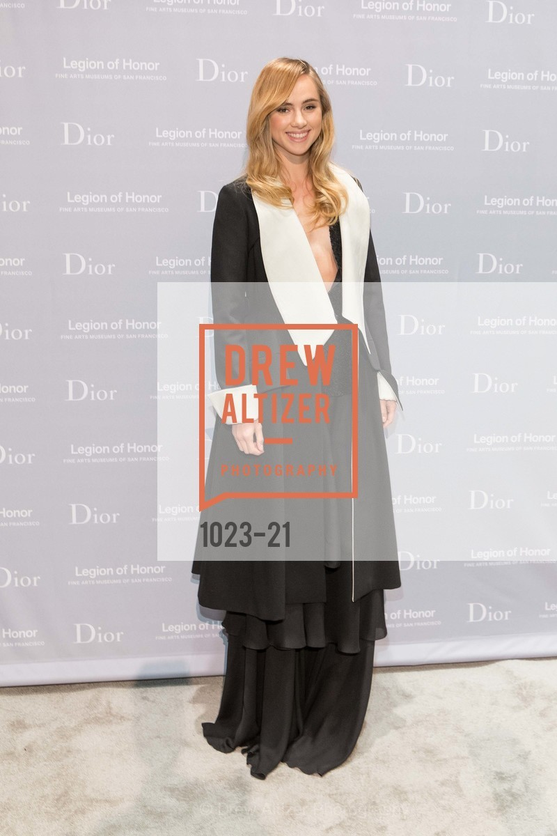 Suki Waterhouse, DIOR and CONDE NAST Sponsor the MidWinter Gala, March 26th, 2015