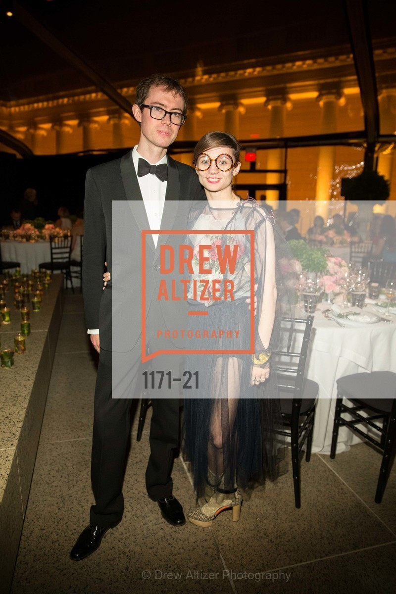 Edward King, Maria Kochetkova, DIOR and CONDE NAST Sponsor the MidWinter Gala, March 26th, 2015