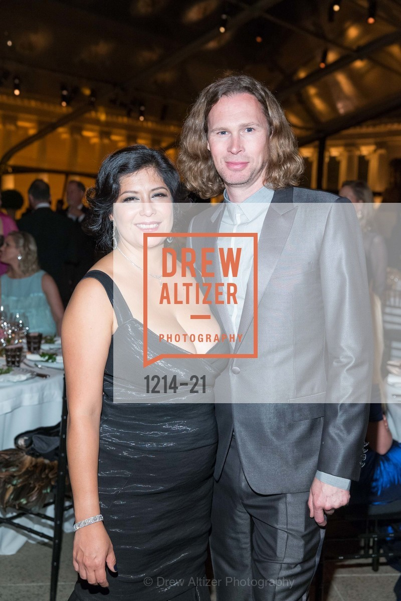 Xochi Birch, Michael Birch, DIOR and CONDE NAST Sponsor the MidWinter Gala, March 26th, 2015