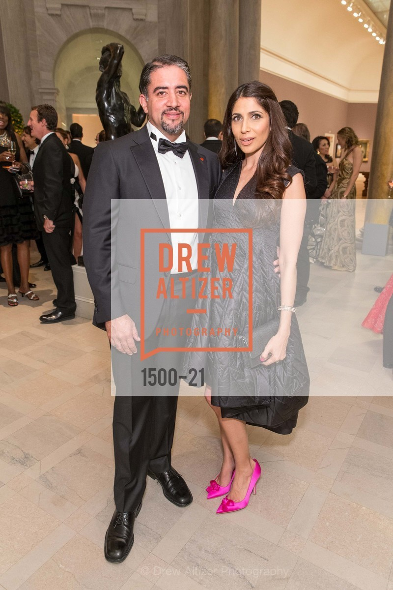 Nadir Shaikh, Sobia Shaikh, DIOR and CONDE NAST Sponsor the MidWinter Gala, March 26th, 2015,Drew Altizer, Drew Altizer Photography, full-service event agency, private events, San Francisco photographer, photographer California