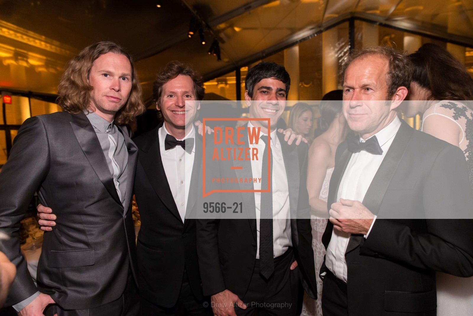 Michael Birch, Trevor Traina, Jeremy Stoppelman, Paul Denez, DIOR and CONDE NAST Sponsor the MidWinter Gala, March 26th, 2015,Drew Altizer, Drew Altizer Photography, full-service agency, private events, San Francisco photographer, photographer california