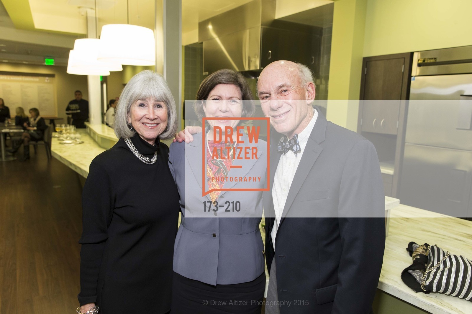 Deana Freedman, Ellen Raboin, Harvey Freedman, Ronald McDonald House of San Francisco - Donor Appreciation Reception, UCSF Benioff Children's Hospital San Francisco, January 20th, 2015,Drew Altizer, Drew Altizer Photography, full-service agency, private events, San Francisco photographer, photographer california