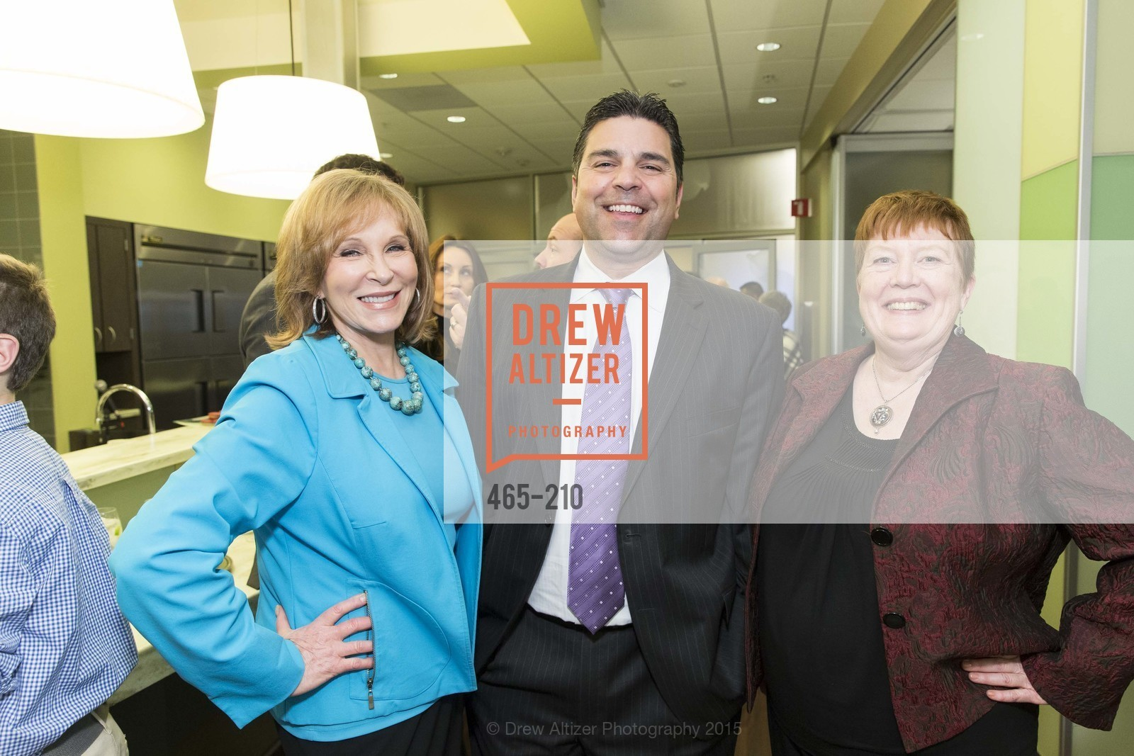 Mike Nicco, Cheryl Jennings, Lois Moore, Ronald McDonald House of San Francisco - Donor Appreciation Reception, UCSF Benioff Children's Hospital San Francisco, January 20th, 2015,Drew Altizer, Drew Altizer Photography, full-service agency, private events, San Francisco photographer, photographer california