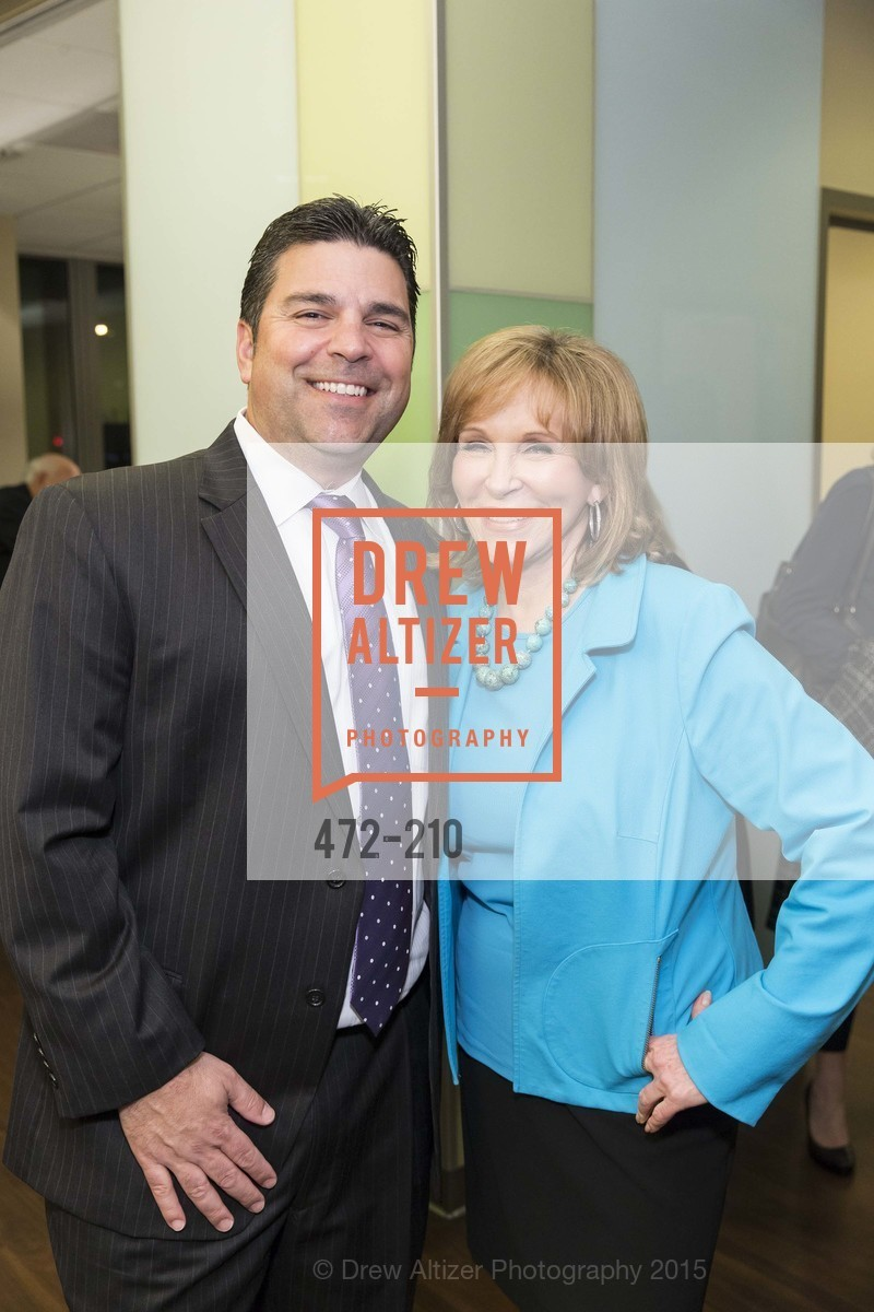 Mike Nicco, Cheryl Jennings, Ronald McDonald House of San Francisco - Donor Appreciation Reception, UCSF Benioff Children's Hospital San Francisco, January 20th, 2015,Drew Altizer, Drew Altizer Photography, full-service event agency, private events, San Francisco photographer, photographer California