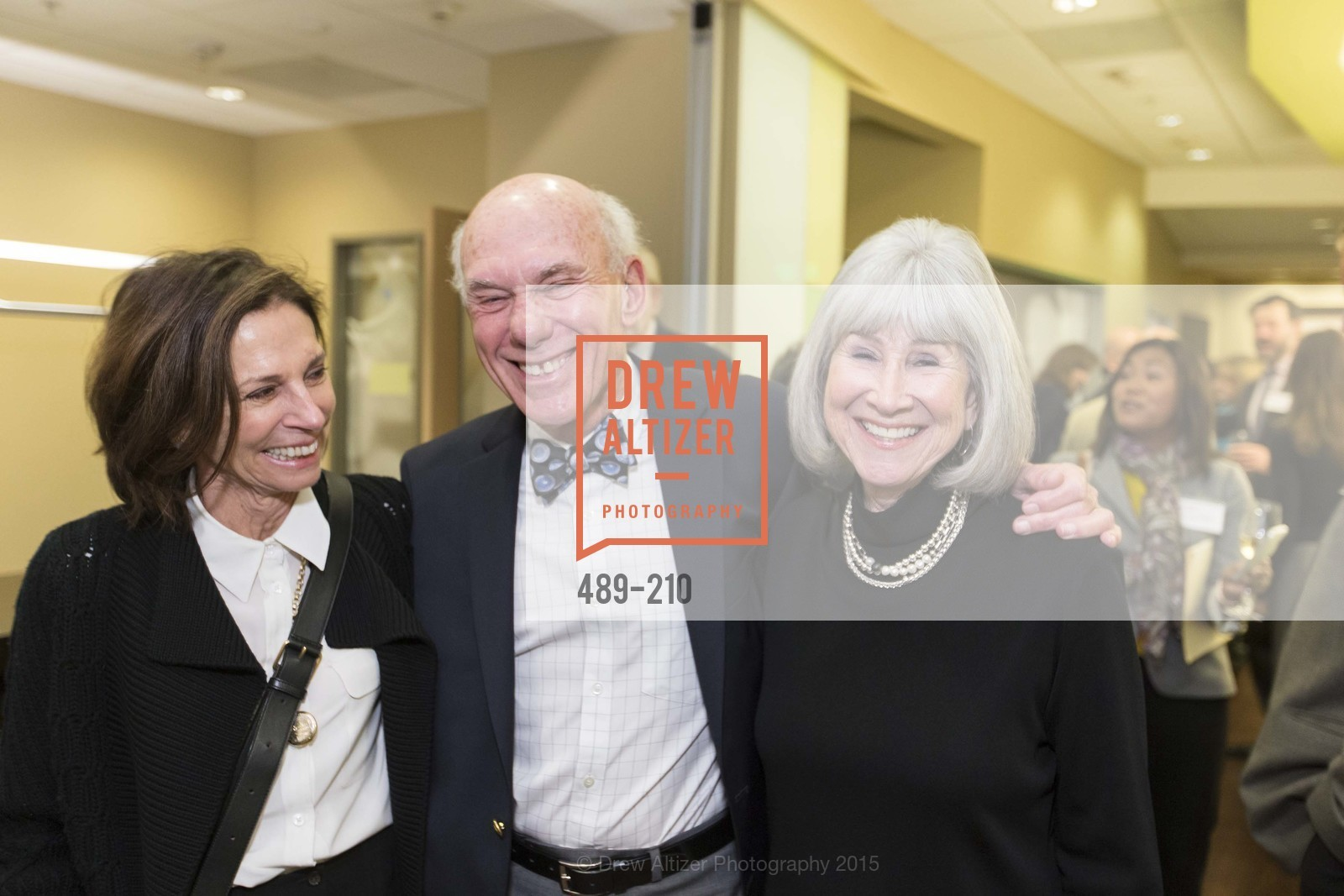 Linda Howell, Harvey Freedman, Deana Freedman, Ronald McDonald House of San Francisco - Donor Appreciation Reception, UCSF Benioff Children's Hospital San Francisco, January 20th, 2015,Drew Altizer, Drew Altizer Photography, full-service agency, private events, San Francisco photographer, photographer california