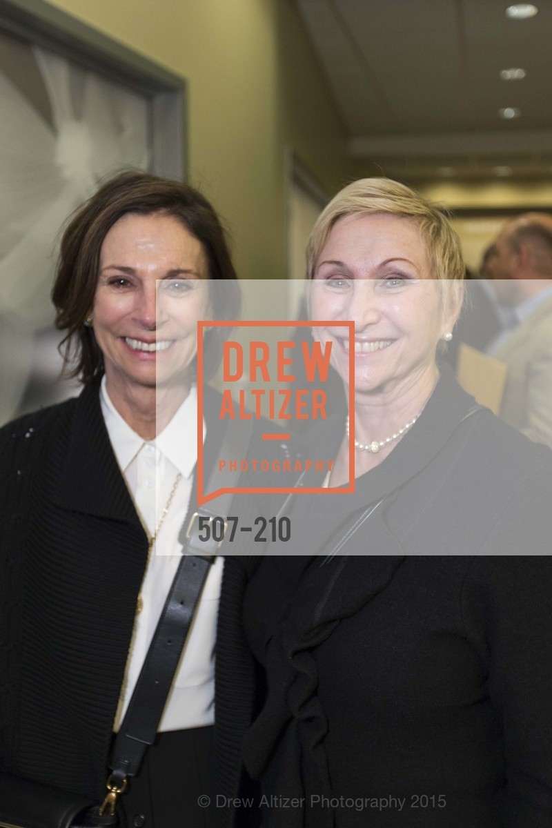 Linda Howell, Ronni Garfield, Ronald McDonald House of San Francisco - Donor Appreciation Reception, UCSF Benioff Children's Hospital San Francisco, January 20th, 2015,Drew Altizer, Drew Altizer Photography, full-service agency, private events, San Francisco photographer, photographer california