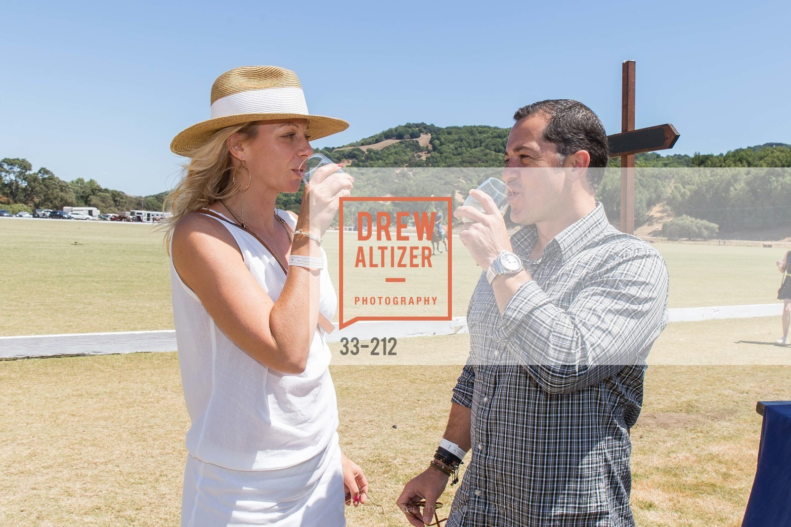 Alyssa Bentley, Neal George, Stick & Ball Oyster Cup Polo Tournament, Cerro Pampa Polo Club, July 25th, 2015,Drew Altizer, Drew Altizer Photography, full-service agency, private events, San Francisco photographer, photographer california