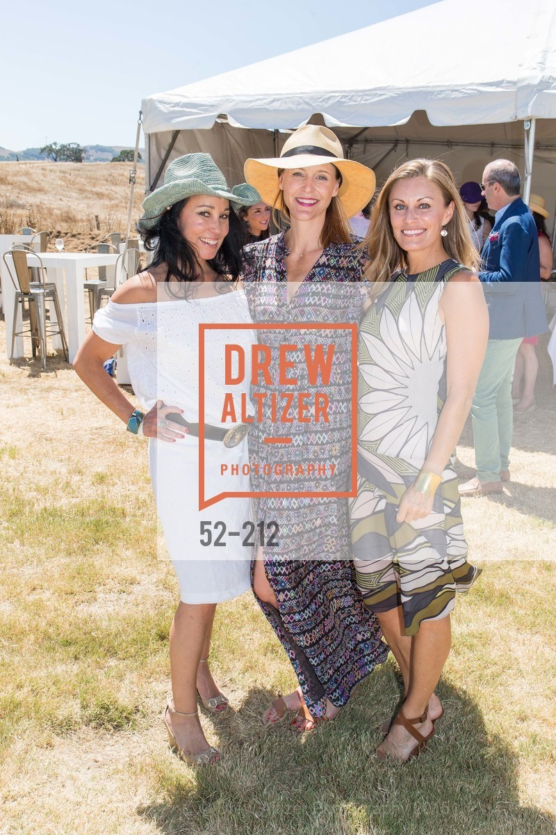 Michelle Molfino, Kristen Evans, Rachel Brewster, Stick & Ball Oyster Cup Polo Tournament, Cerro Pampa Polo Club, July 25th, 2015,Drew Altizer, Drew Altizer Photography, full-service agency, private events, San Francisco photographer, photographer california