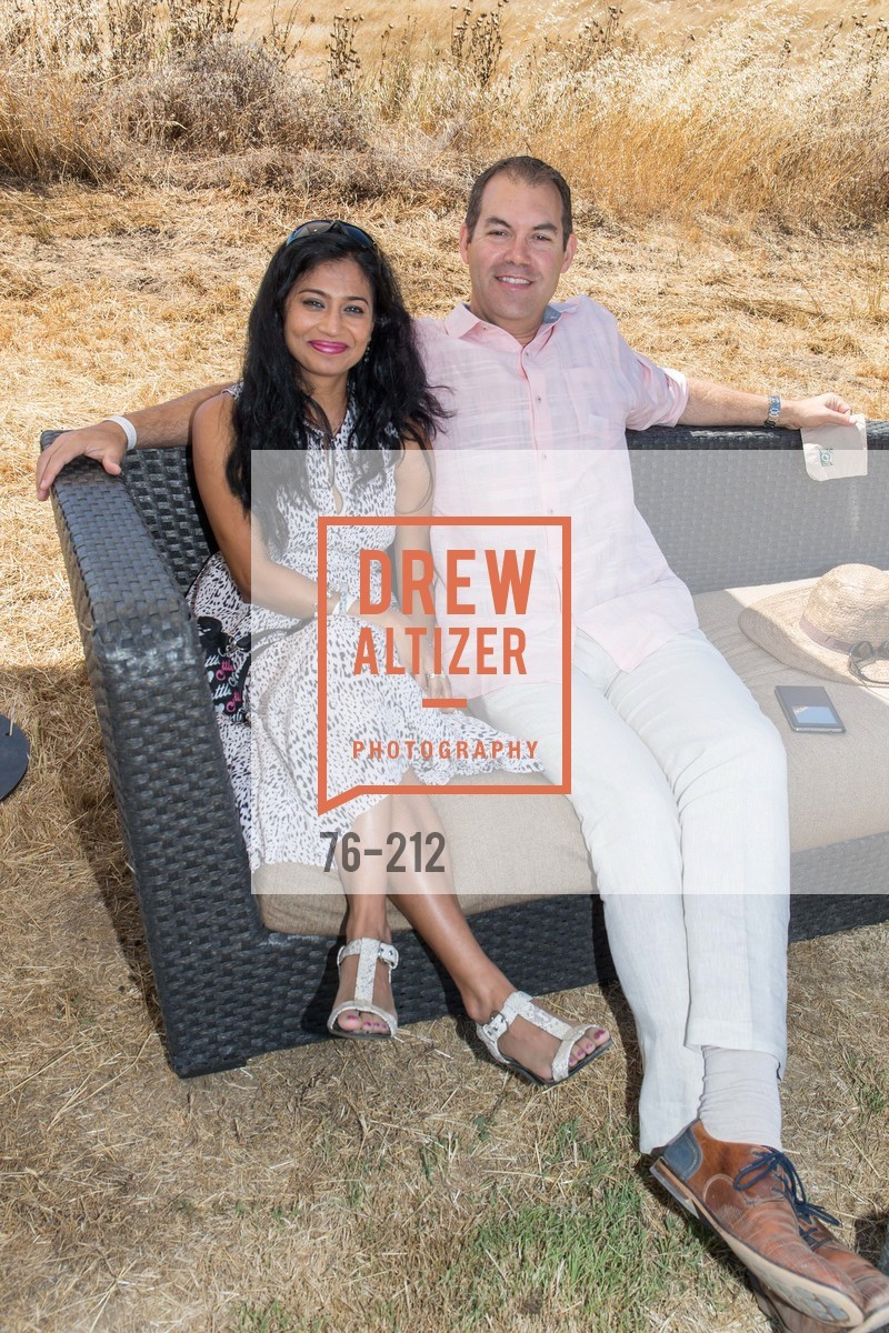 Prerna Anand, John Scovy, Stick & Ball Oyster Cup Polo Tournament, Cerro Pampa Polo Club, July 25th, 2015,Drew Altizer, Drew Altizer Photography, full-service agency, private events, San Francisco photographer, photographer california