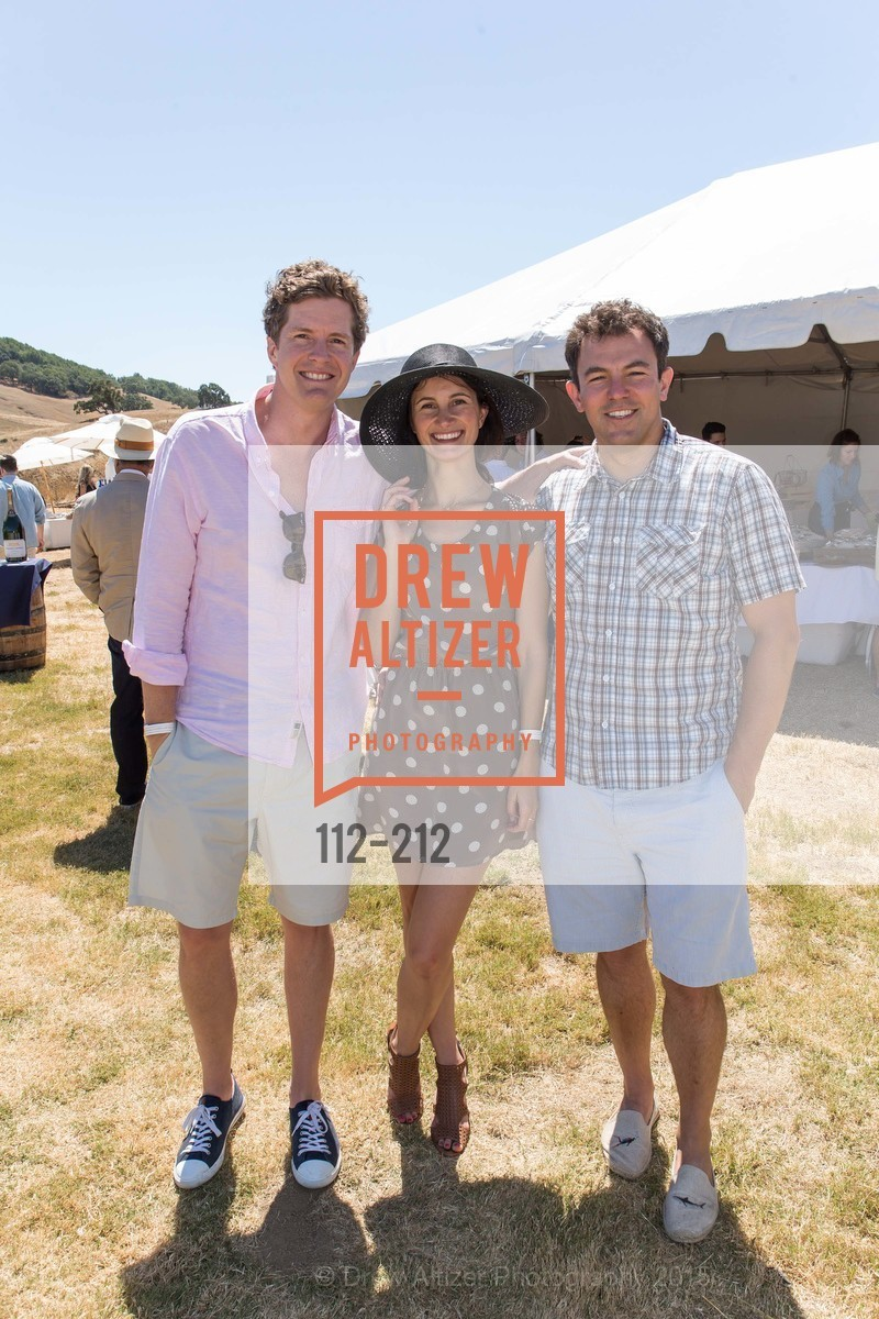 Peter Gifford, Julienne Insinger, Jared Knopf, Stick & Ball Oyster Cup Polo Tournament, Cerro Pampa Polo Club, July 25th, 2015,Drew Altizer, Drew Altizer Photography, full-service agency, private events, San Francisco photographer, photographer california