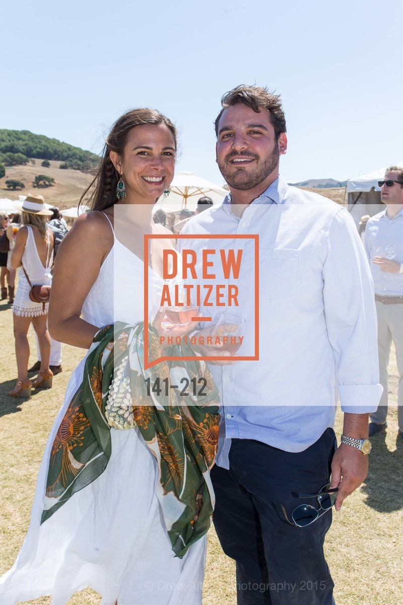 Ria Soler, Joel Teitelbaum, Stick & Ball Oyster Cup Polo Tournament, Cerro Pampa Polo Club, July 25th, 2015,Drew Altizer, Drew Altizer Photography, full-service event agency, private events, San Francisco photographer, photographer California