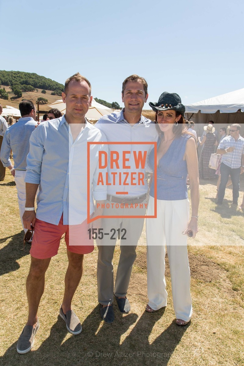 Peter Gifford, Tim Kendall, Janna Weir, Stick & Ball Oyster Cup Polo Tournament, Cerro Pampa Polo Club, July 25th, 2015,Drew Altizer, Drew Altizer Photography, full-service agency, private events, San Francisco photographer, photographer california
