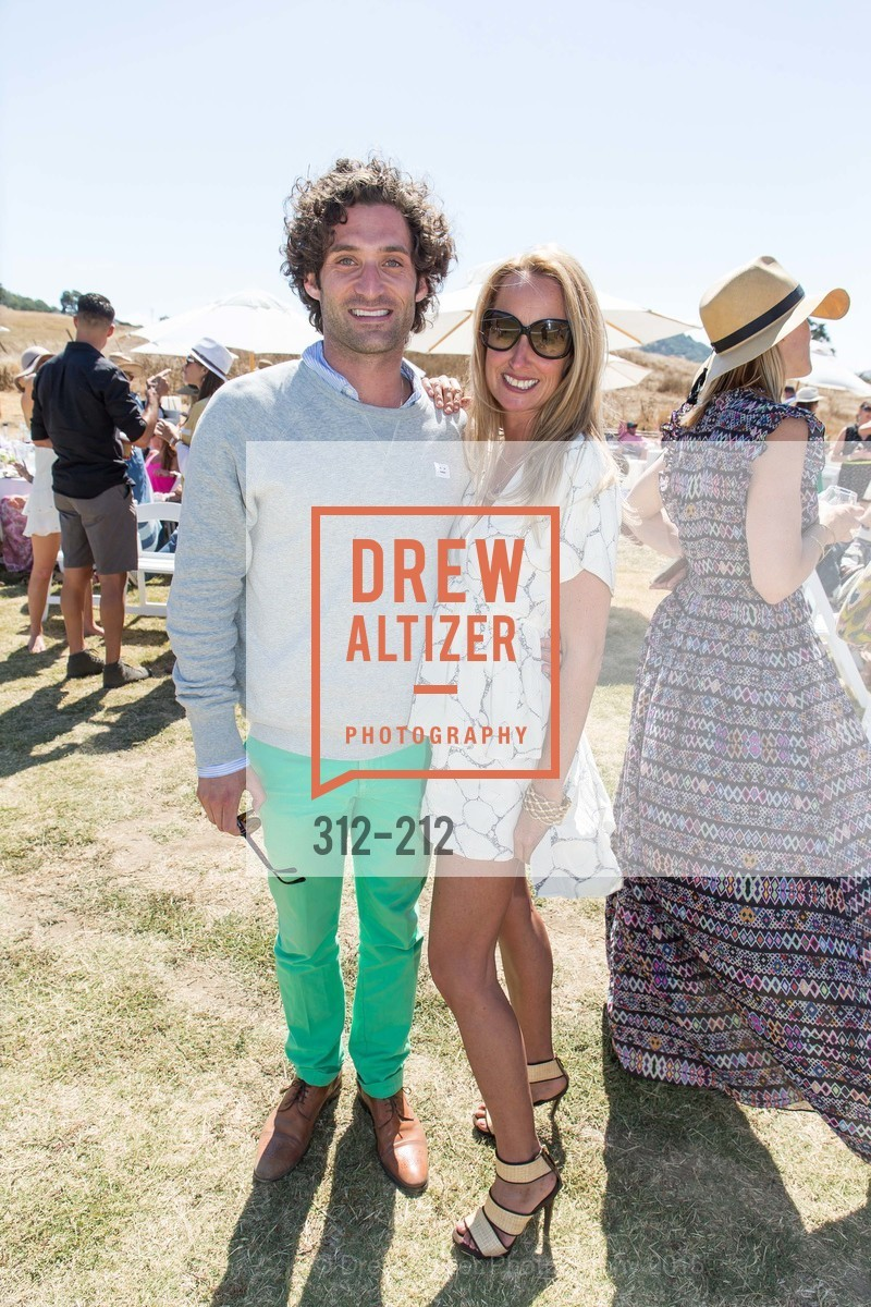Justin Fichelson, Nicole Bulick, Stick & Ball Oyster Cup Polo Tournament, Cerro Pampa Polo Club, July 25th, 2015,Drew Altizer, Drew Altizer Photography, full-service agency, private events, San Francisco photographer, photographer california