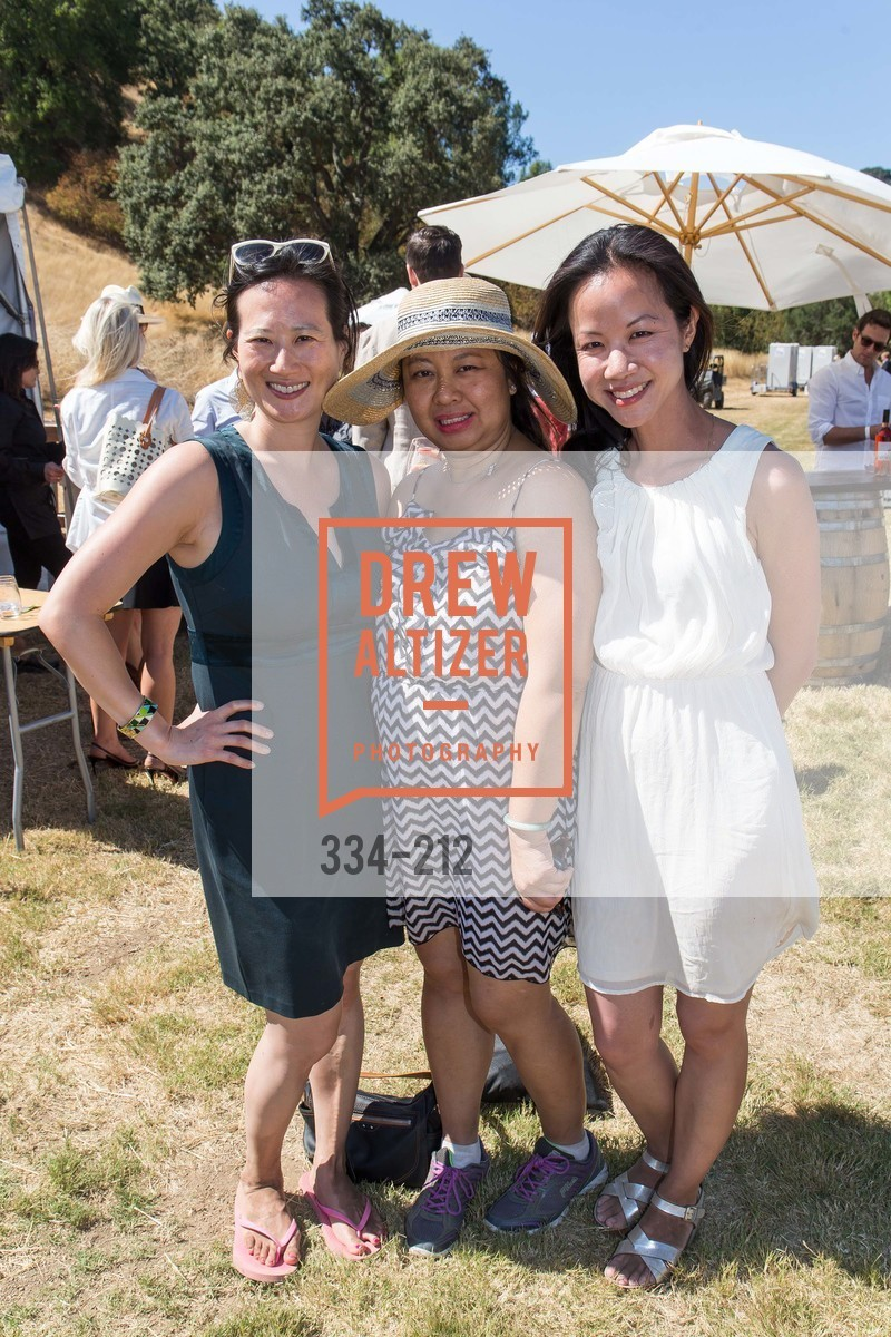 Kirsti Lee, Catharina Lee, Amy Hsieh, Stick & Ball Oyster Cup Polo Tournament, Cerro Pampa Polo Club, July 25th, 2015,Drew Altizer, Drew Altizer Photography, full-service event agency, private events, San Francisco photographer, photographer California