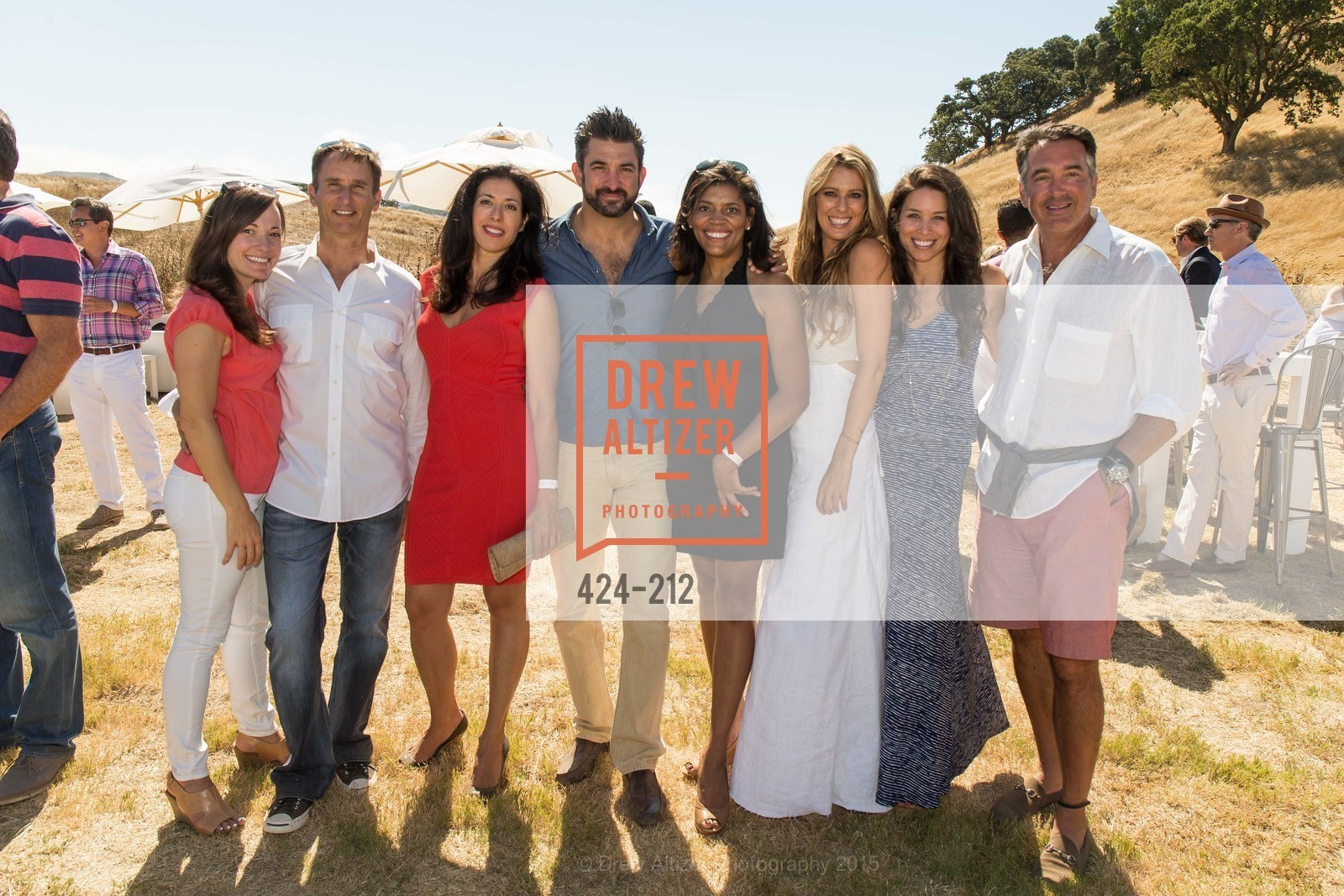 Jessica Childers, Samuel Long, Marcela DeNarvaez, Richard von Saal, Greer Wesrick, Alison Sutherland, Heidi Mullens, Michael Polenske, Stick & Ball Oyster Cup Polo Tournament, Cerro Pampa Polo Club, July 25th, 2015,Drew Altizer, Drew Altizer Photography, full-service agency, private events, San Francisco photographer, photographer california