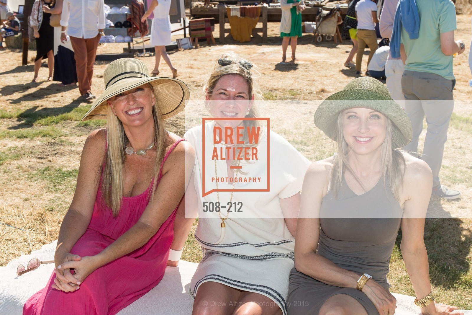 Kimber Hirsch, Katharine Ryan-Weiss, Holly Baxter, Stick & Ball Oyster Cup Polo Tournament, Cerro Pampa Polo Club, July 25th, 2015,Drew Altizer, Drew Altizer Photography, full-service agency, private events, San Francisco photographer, photographer california