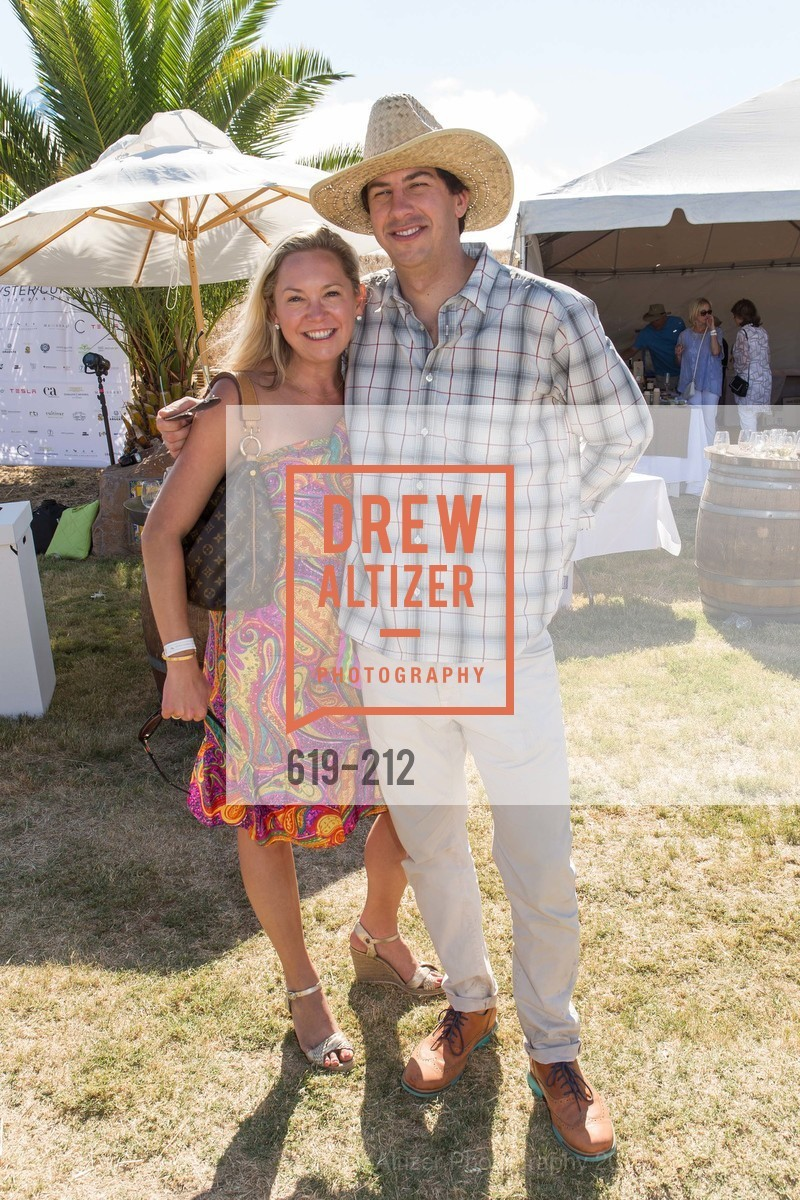 Carolyn Betts, Javier Barden, Stick & Ball Oyster Cup Polo Tournament, Cerro Pampa Polo Club, July 25th, 2015,Drew Altizer, Drew Altizer Photography, full-service agency, private events, San Francisco photographer, photographer california