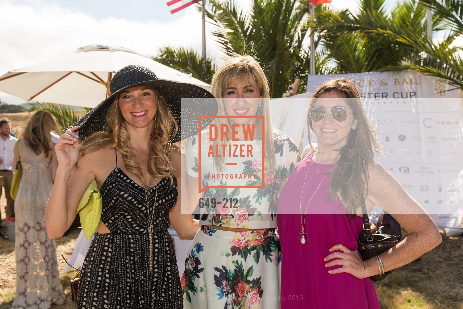 Brandy Anderson, Teah Abbott, Alex McGowan, Stick & Ball Oyster Cup Polo Tournament, Cerro Pampa Polo Club, July 25th, 2015,Drew Altizer, Drew Altizer Photography, full-service agency, private events, San Francisco photographer, photographer california
