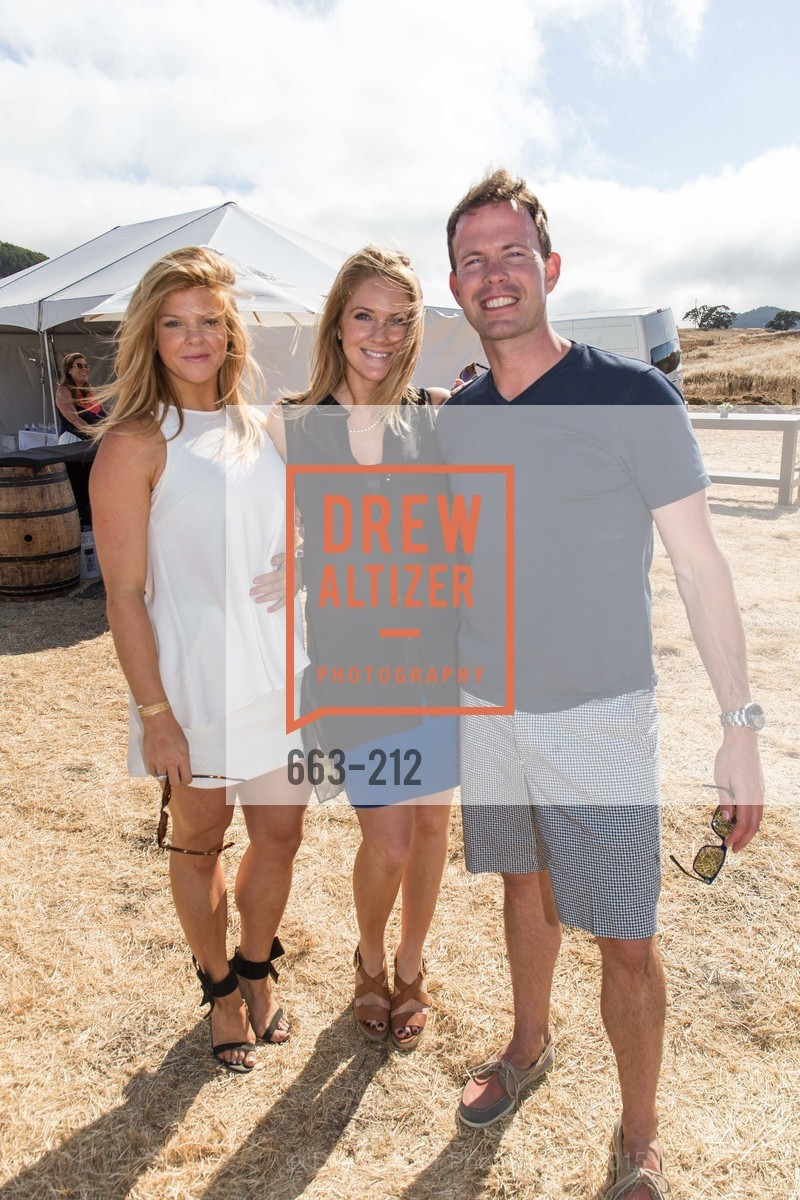 Mallory West, Lindsay West, Michael Wood, Stick & Ball Oyster Cup Polo Tournament, Cerro Pampa Polo Club, July 25th, 2015,Drew Altizer, Drew Altizer Photography, full-service agency, private events, San Francisco photographer, photographer california