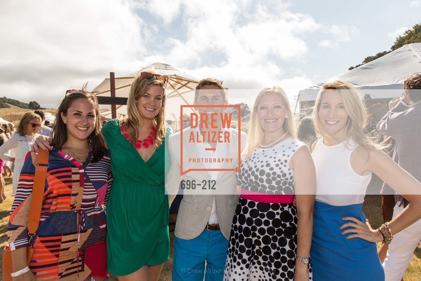 Brenna O'Neill, Lindsey Collins, Russ Keil, Myka Keil, Kat Starr, Stick & Ball Oyster Cup Polo Tournament, Cerro Pampa Polo Club, July 25th, 2015,Drew Altizer, Drew Altizer Photography, full-service event agency, private events, San Francisco photographer, photographer California