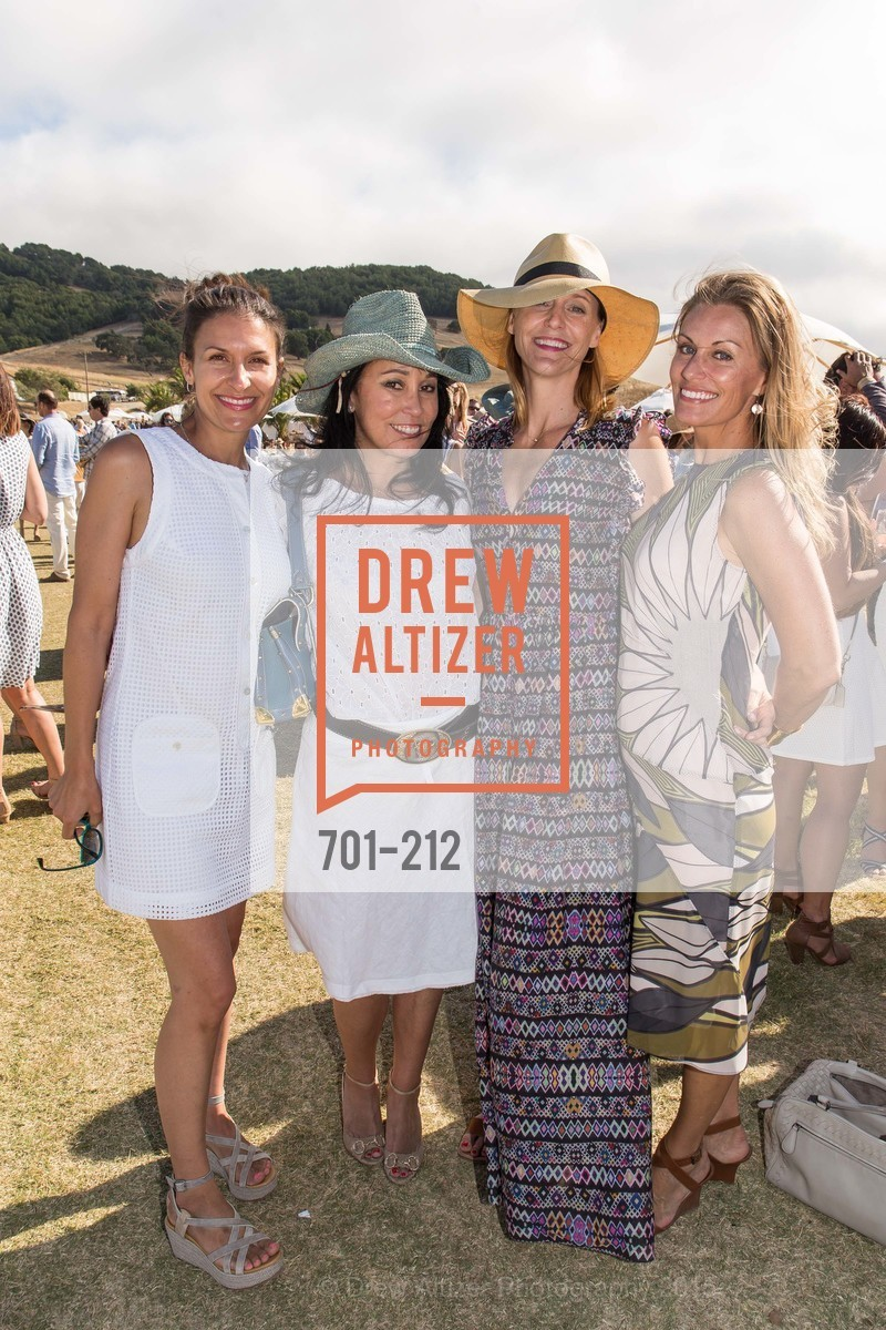 Dayna Desmond, Michelle Molfino, Kristen Evans, Rachel Brewster, Stick & Ball Oyster Cup Polo Tournament, Cerro Pampa Polo Club, July 25th, 2015,Drew Altizer, Drew Altizer Photography, full-service event agency, private events, San Francisco photographer, photographer California