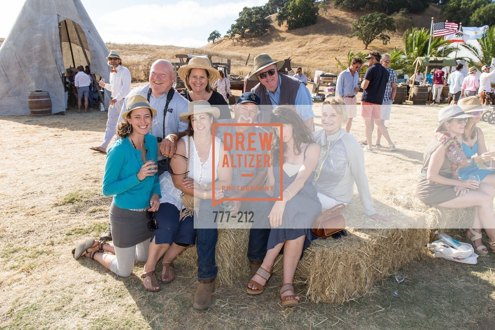 Jessica Baron, Alan Cooper, Diane Rowley, Sue Cooper, Jeff Rowley, Jim Murray, Stick & Ball Oyster Cup Polo Tournament, Cerro Pampa Polo Club, July 25th, 2015,Drew Altizer, Drew Altizer Photography, full-service agency, private events, San Francisco photographer, photographer california