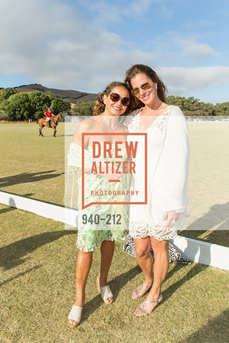 Jennifer Cotton, Laura Reid, Stick & Ball Oyster Cup Polo Tournament, Cerro Pampa Polo Club, July 25th, 2015,Drew Altizer, Drew Altizer Photography, full-service agency, private events, San Francisco photographer, photographer california