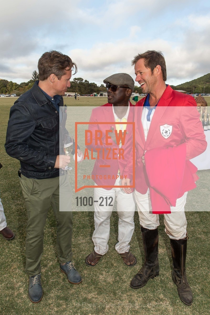 Benjamin Rotnicki, Akin Sotomi, Karl Hasz, Stick & Ball Oyster Cup Polo Tournament, Cerro Pampa Polo Club, July 25th, 2015,Drew Altizer, Drew Altizer Photography, full-service agency, private events, San Francisco photographer, photographer california