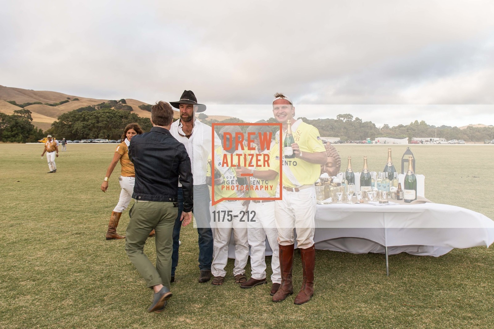 Hearst Welborn, Akin Sotomi, Rob Darakhshan, Ross Caton, Stick & Ball Oyster Cup Polo Tournament, Cerro Pampa Polo Club, July 25th, 2015,Drew Altizer, Drew Altizer Photography, full-service event agency, private events, San Francisco photographer, photographer California