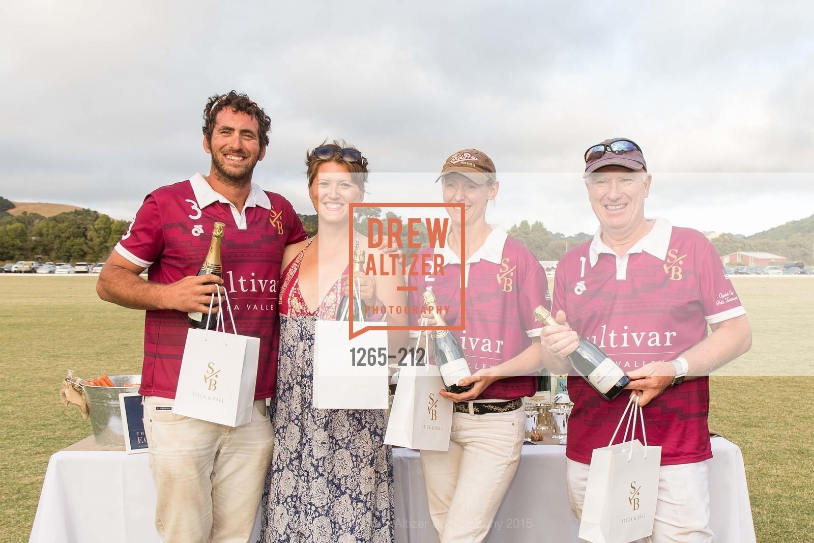 Jess Scheraga, Margo Buchanan, Heather Lake, Richard Biley, Stick & Ball Oyster Cup Polo Tournament, Cerro Pampa Polo Club, July 25th, 2015,Drew Altizer, Drew Altizer Photography, full-service agency, private events, San Francisco photographer, photographer california