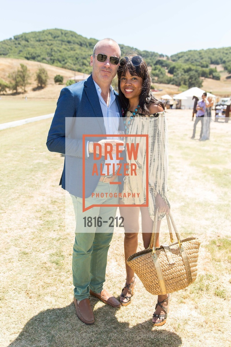 Jim Kreissman, Leigh Frazier, Stick & Ball Oyster Cup Polo Tournament, Cerro Pampa Polo Club, July 25th, 2015,Drew Altizer, Drew Altizer Photography, full-service agency, private events, San Francisco photographer, photographer california