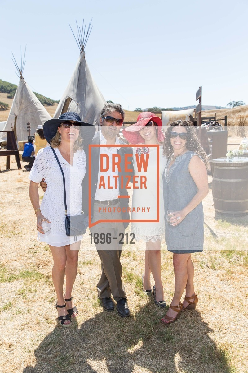 Christine Hutcheson, Hooman Khalili, Hannah Cook, Jennifer Herman, Stick & Ball Oyster Cup Polo Tournament, Cerro Pampa Polo Club, July 25th, 2015,Drew Altizer, Drew Altizer Photography, full-service agency, private events, San Francisco photographer, photographer california
