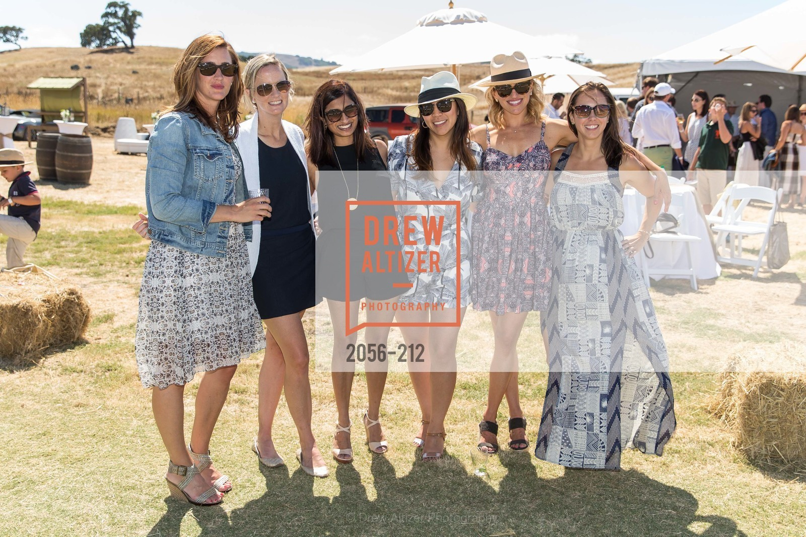 Kristen Ringer, Alexandra Doan, Rajani Rao, Jen Ryu, Ashley Ganz, Jarka Tkacova, Susie Chappell, Stick & Ball Oyster Cup Polo Tournament, Cerro Pampa Polo Club, July 25th, 2015,Drew Altizer, Drew Altizer Photography, full-service agency, private events, San Francisco photographer, photographer california