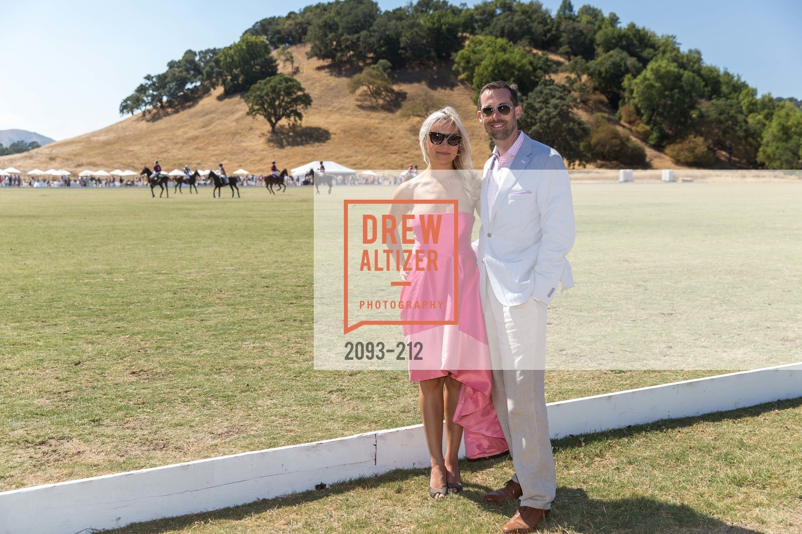 Lauren Willis, Brad Johnson, Stick & Ball Oyster Cup Polo Tournament, Cerro Pampa Polo Club, July 25th, 2015,Drew Altizer, Drew Altizer Photography, full-service agency, private events, San Francisco photographer, photographer california
