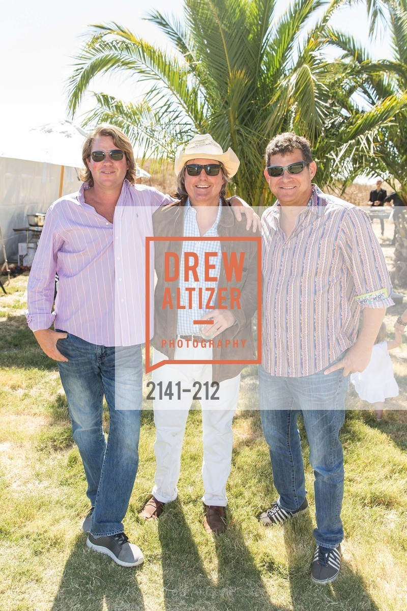 Alberto Lataliste, Michael Downing, Ashton Wolfson, Stick & Ball Oyster Cup Polo Tournament, Cerro Pampa Polo Club, July 25th, 2015,Drew Altizer, Drew Altizer Photography, full-service event agency, private events, San Francisco photographer, photographer California